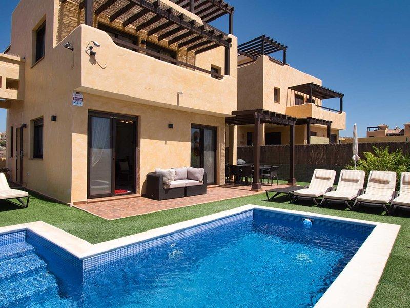 Island Golf Villas, Amarilla Golf and Country Club, vacation rental in Golf del Sur
