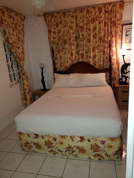 Tim Pappie's Snow Hill Queen Room, holiday rental in Buff Bay
