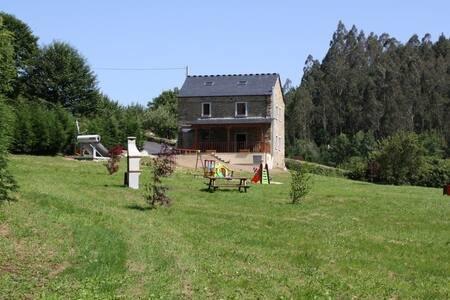 Habitación N º 2 Casa Rural, holiday rental in El Franco Municipality
