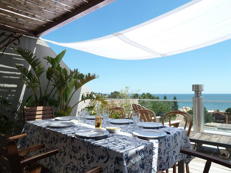 Rinconada del Mar apartamento con maravillosa vista, casa vacanza a Punta Ballena