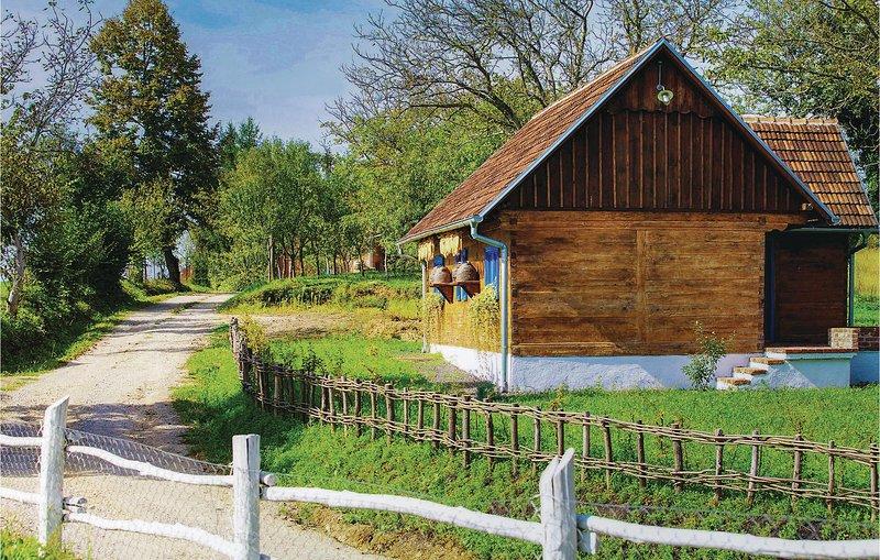 Amazing home in Golinja w/ Jacuzzi, Sauna and 2 Bedrooms (CCC009), casa vacanza a Sisak-Moslavina County