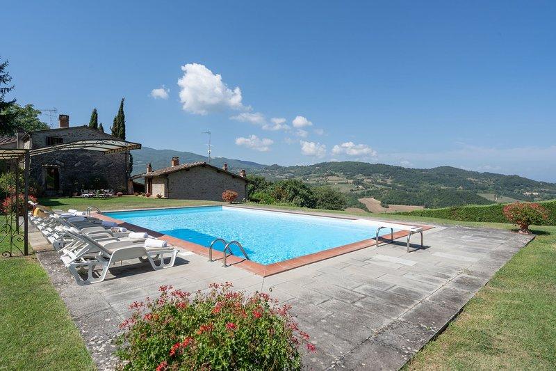 Villa Eleonora, holiday rental in Ricavo