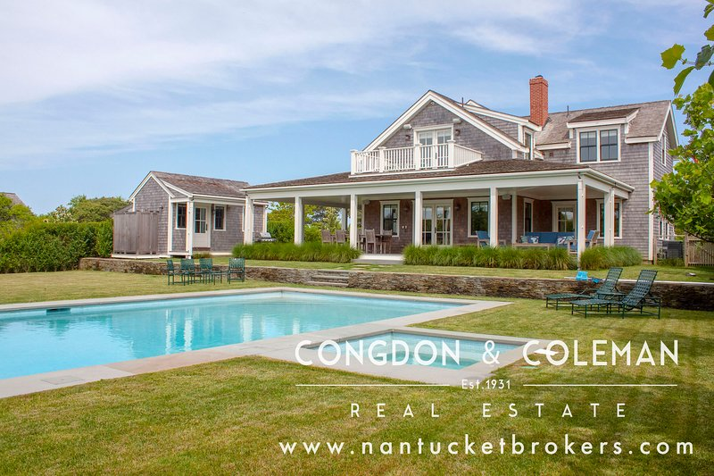 5 Brier Patch Road, Nantucket, MA, vacation rental in Siasconset