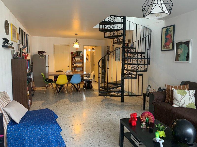 Great and Pet Friendly room in the heart of Guadalajara, Jalisco, location de vacances à San Patricio