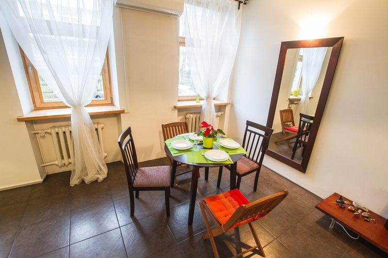Spacious 3 Room Apartment City Center Kaunas, alquiler vacacional en Condado de Kaunas