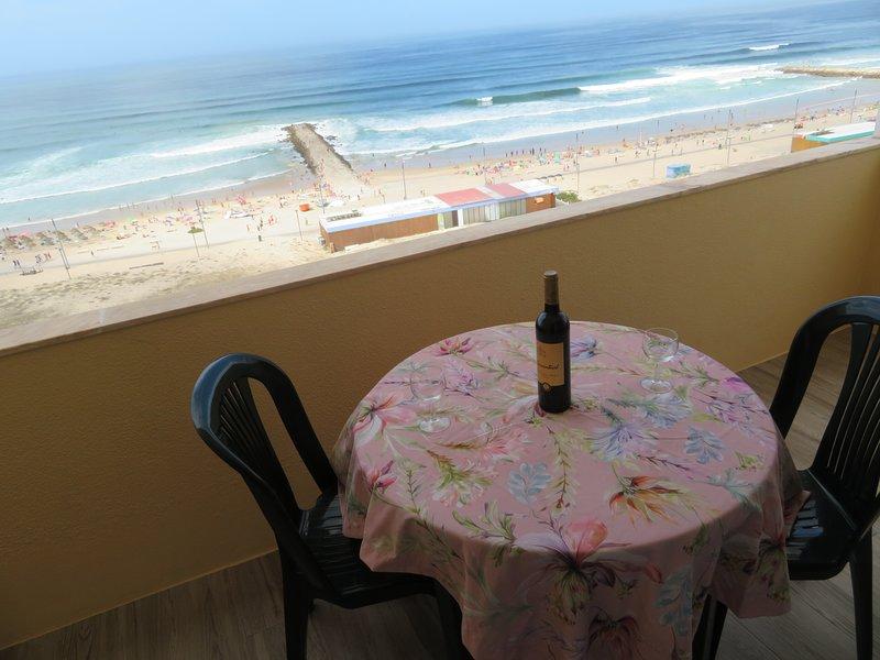 Penthouse apartamento, alquiler vacacional en Costa da Caparica