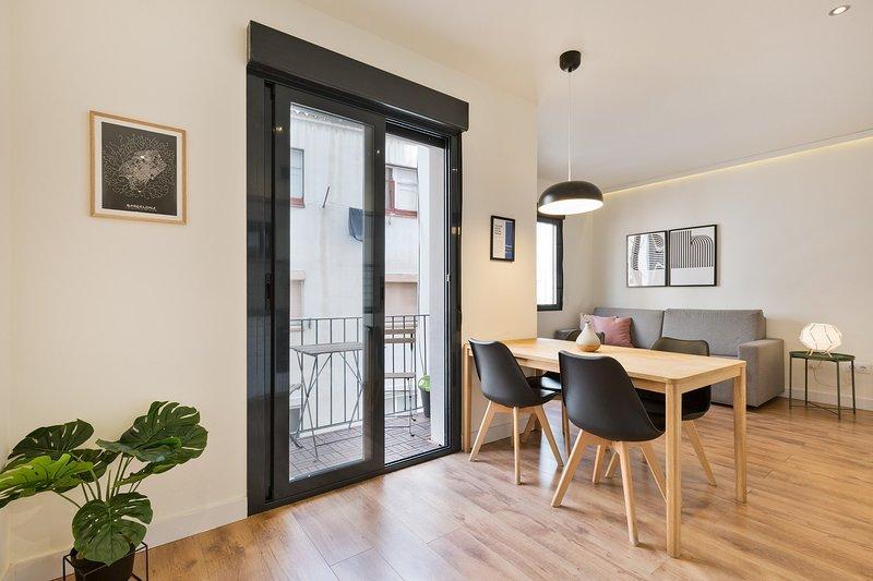 Olala Urban Chill Flat 3.4 I Balcony, vacation rental in Cornella de Llobregat