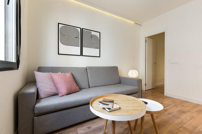 Olala Urban Chill Flat 5.3 I Balcony, vacation rental in Cornella de Llobregat