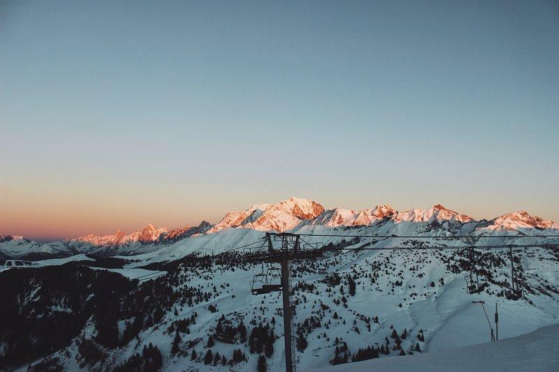 Megève is a fantastic winter destination.