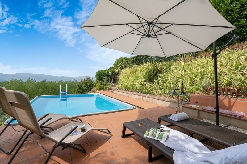 Trasassi, holiday rental in Vicchio