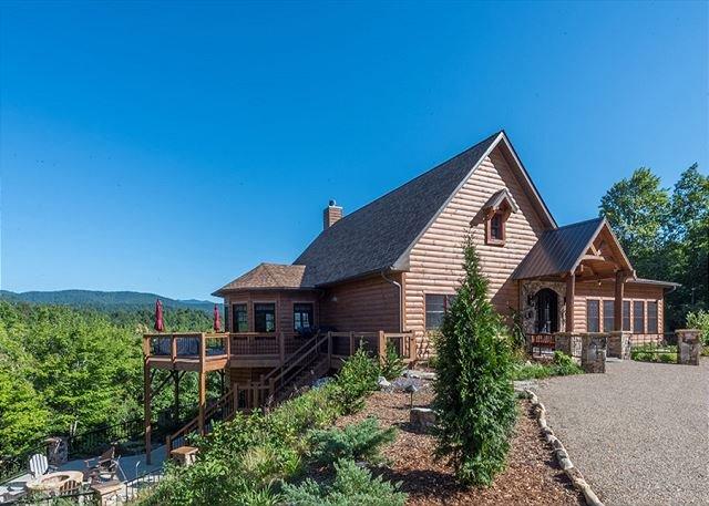 Welcome to Hidden Vista Lodge!