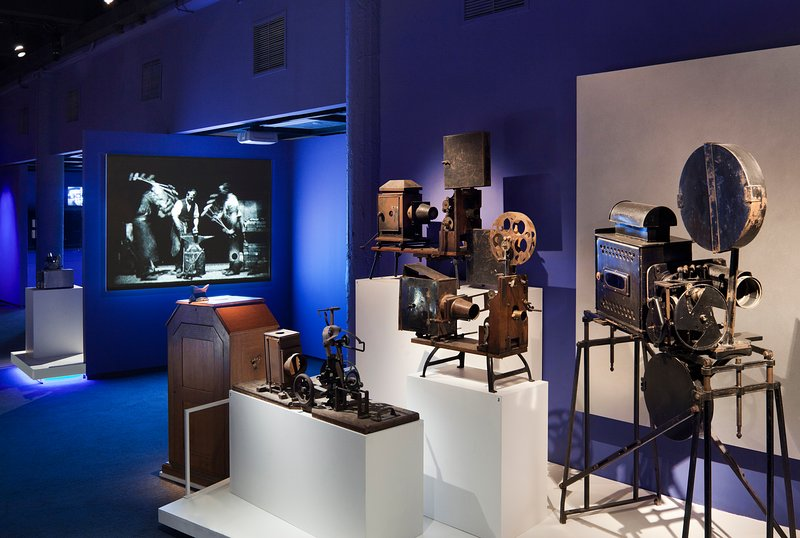 The Museum of the Moving Image (all about the history of television and film) - 15 mins from my home