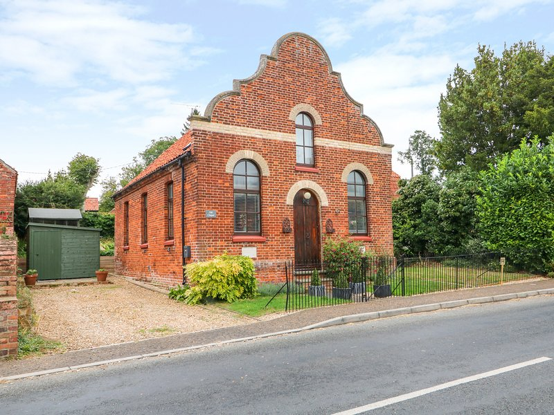 The Old Chapel, Flitcham, vacation rental in Dersingham