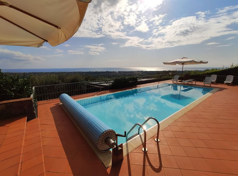 Terrazza Sul Mare, vacation rental in Strettoia