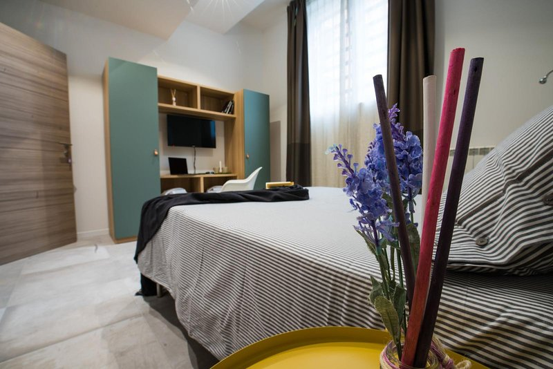Station Loft by Holiplanet Double Room, holiday rental in Monterenzio