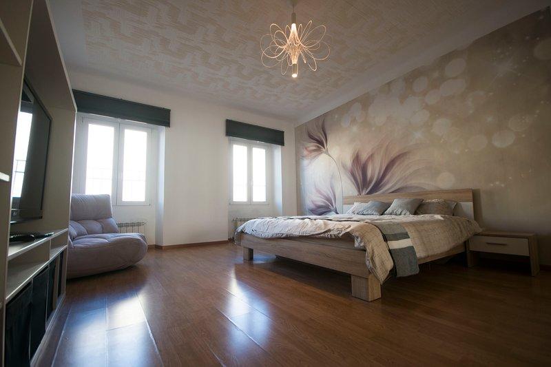 A delightful new apartment close to Trieste center, vacation rental in San Giuseppe della Chiusa