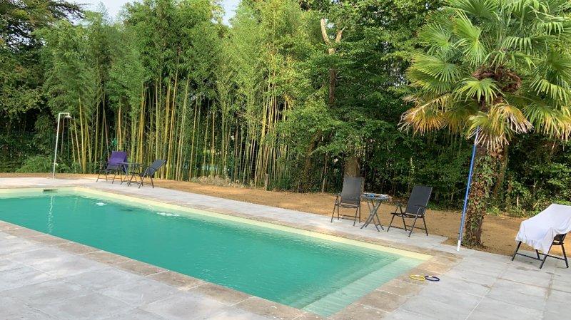 Appartement dans une maison de maître, vacation rental in Barbotan-les-Thermes