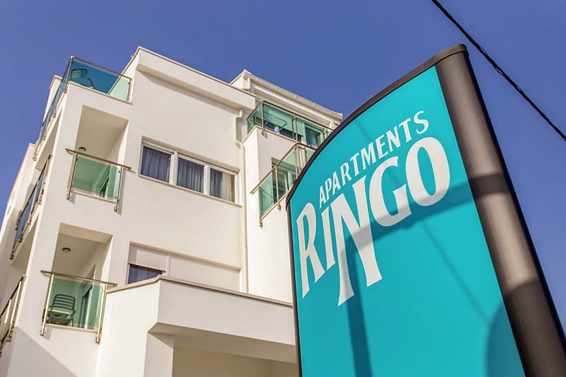 Ringo Apartments - Edificio