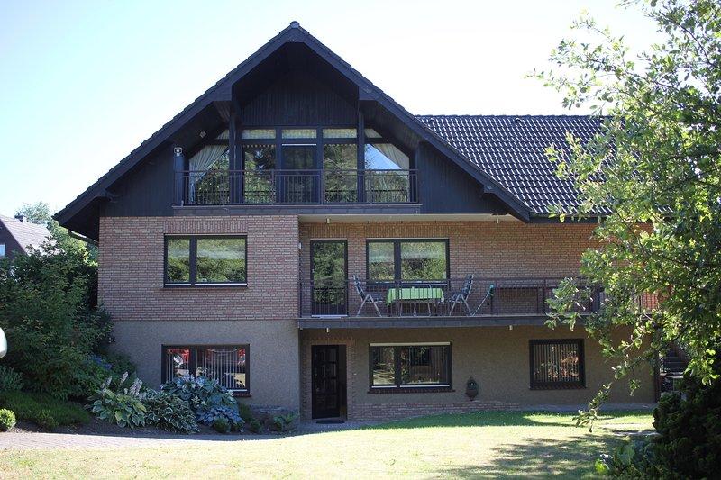 Ferienwohnung zum Nutscheid, alquiler de vacaciones en Bettingen