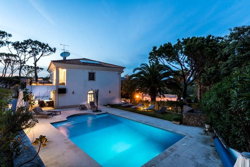 Quinta do Lago Villa Sleeps 8 with Pool Air Con and WiFi - 5812842, holiday rental in Vale do Garrao