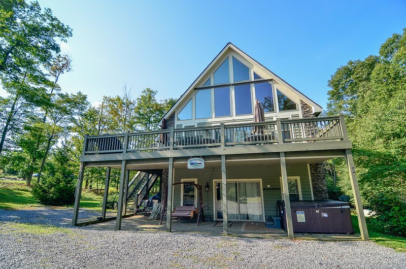 Divided Sky, holiday rental in Mount Storm