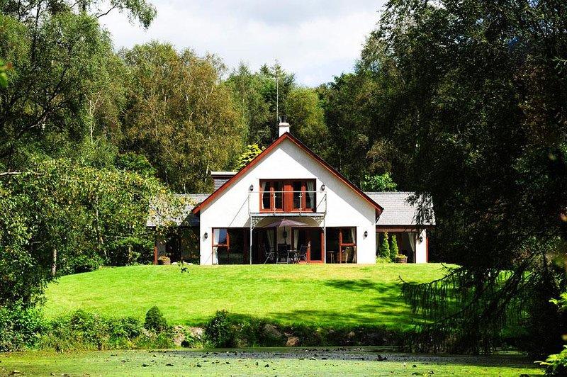 Waterside – semesterbostad i Lake District