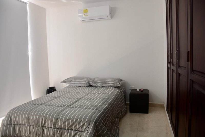 Apartamento amoblado en Barranquilla - Zona Norte, vacation rental in Barranquilla