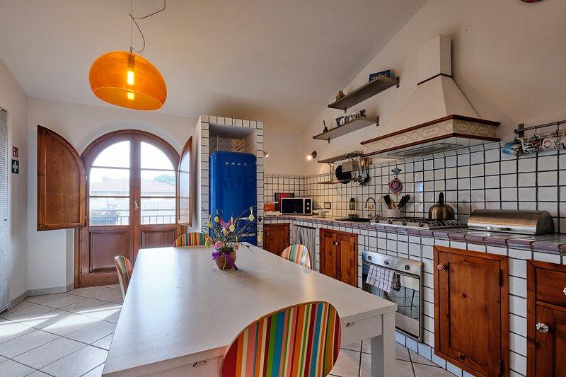 Battisti 39, WiFi, Parcheggio privato, aria condizionata, Strategico in Toscana, vacation rental in Santa Croce Sull'Arno