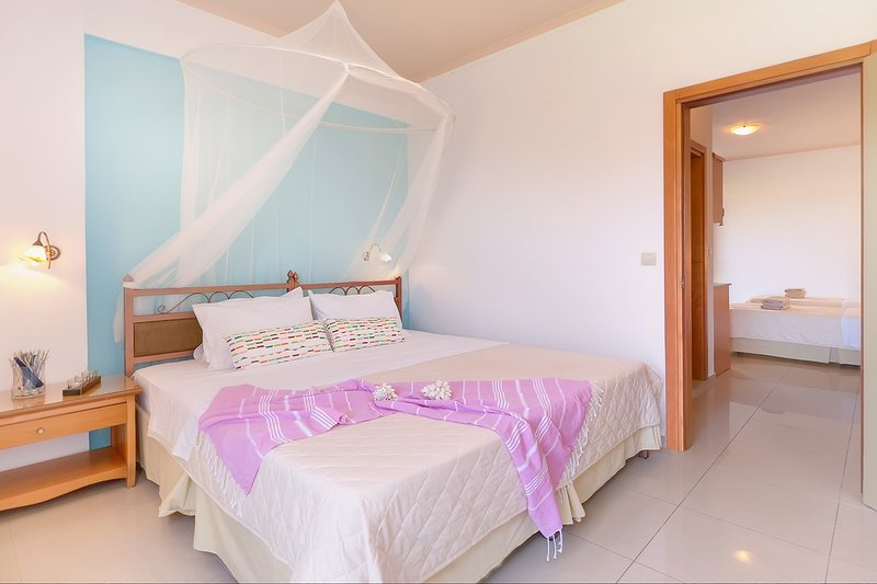 One Bedroom Apartment Garden View 4 persons Notos Heights Hotel, Ferienwohnung in Plati