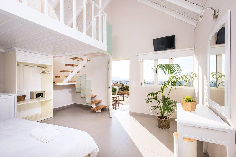 Bungalow Sunset Sea View Notos Heights Hotel, Ferienwohnung in Plati