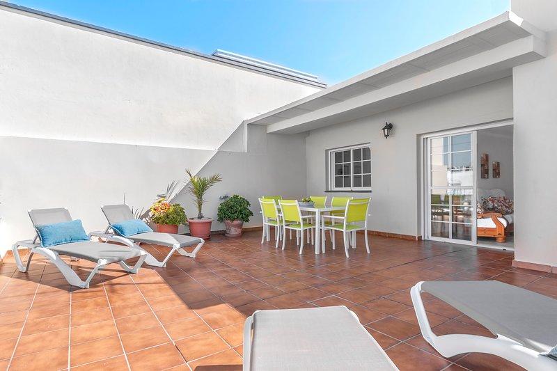 Casa Sol y Mar. Villazul Cabo de Gata, holiday rental in San Jose