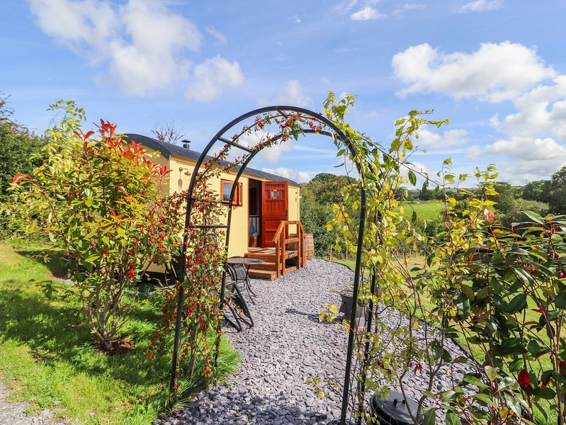 The Gypsy, St Asaph, holiday rental in Caerwys