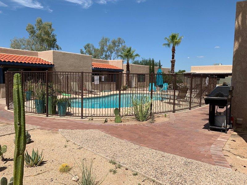 Desert Morada Casita N-one bedroom one bath, holiday rental in Tucson
