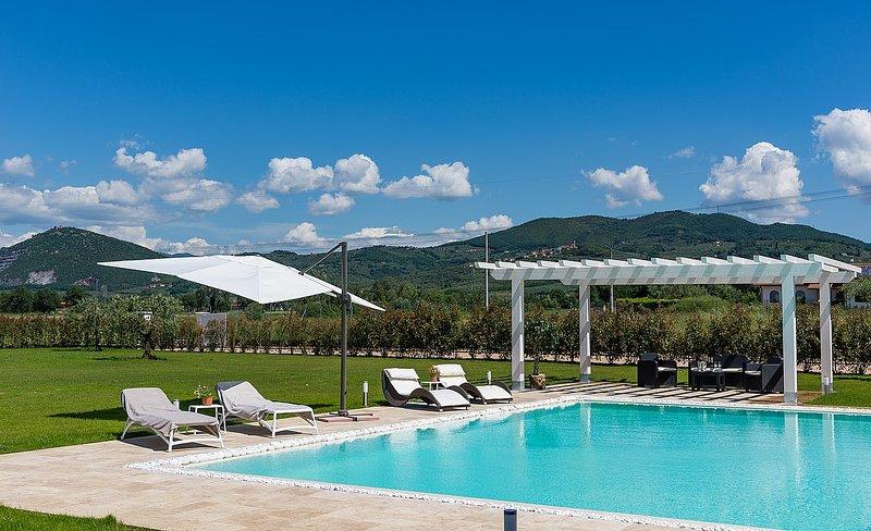 Villa Bona Dea, aluguéis de temporada em Monsummano Terme