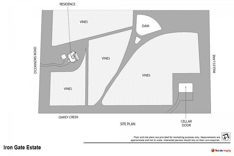 Hébergement à Hunter Valley - Iron Gate Estate - Pokolbin - tous