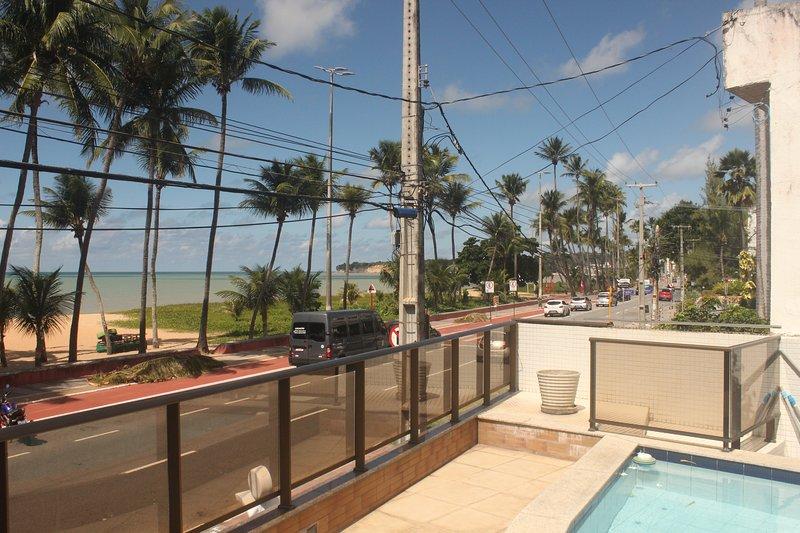 Veleiros - Beira mar do Cabo Branco, vacation rental in Conde
