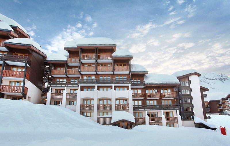 Savoyard apartment Ski-in ski out | Direct access to Paradiski! Chalet in La Plagne