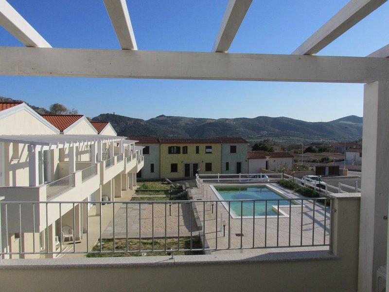 ELISABETH APARTMENT, location de vacances à Santa Maria Coghinas