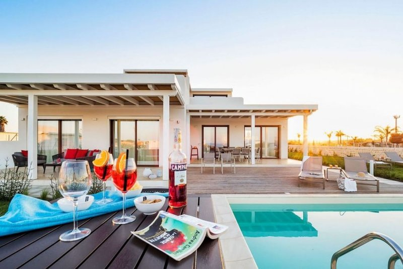 Villa Lottie, holiday rental in Noto