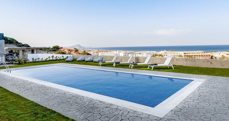 Kolympia Villa Sleeps 10 with Pool and Air Con - 5812955, holiday rental in Kolimbia