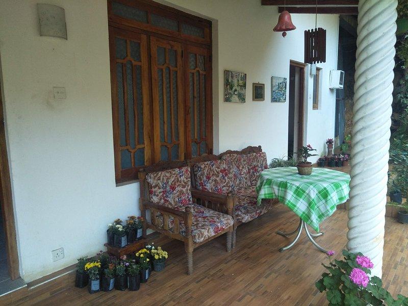 Dhowa homestay, holiday rental in Haputale