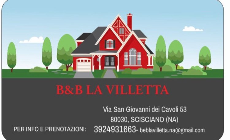la villetta b&b, alquiler vacacional en Lauro