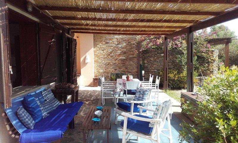 Villa Alicia, vacation rental in Stintino