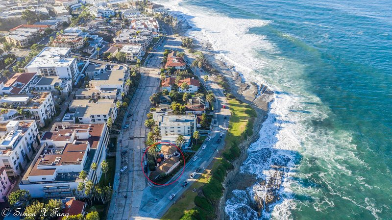 Stunning Luxury Oceanfront House Multiple Patios Views Downtown La Jolla Updated 2020 Tripadvisor La Jolla Vacation Rental