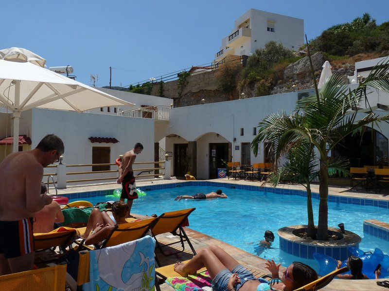 Anny Sea and Sun apartments, holiday rental in Prina