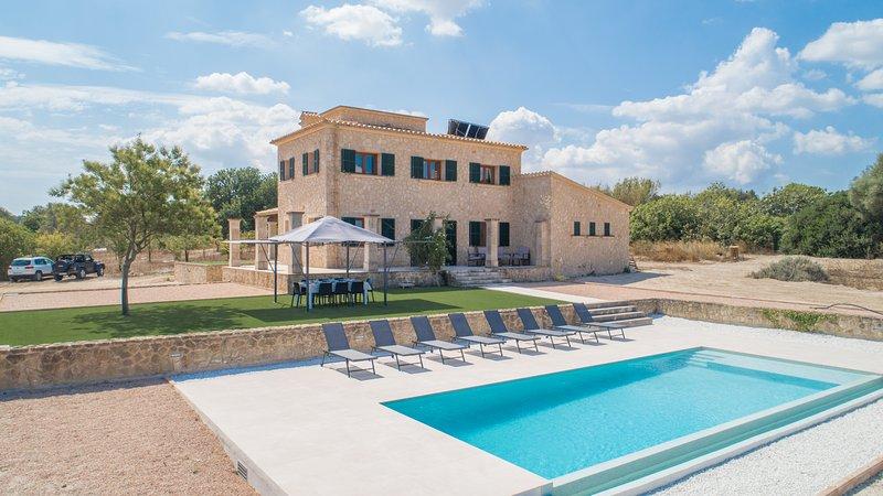 Sa Font de Lloret, Finca 5StarsHome Mallorca, alquiler de vacaciones en Sant Joan