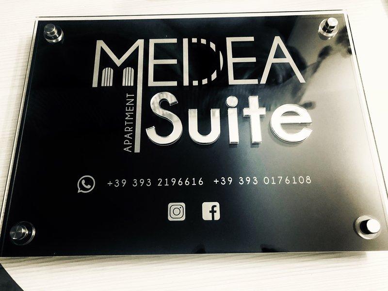 Medea Suite centro citta anche per giorni, settimane o mesi nel cuore del borgo, vacation rental in Massafra