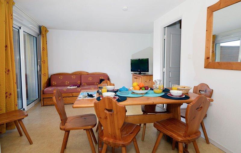 ¡Quédate en nuestro acogedor apartamento dúplex en las montañas!