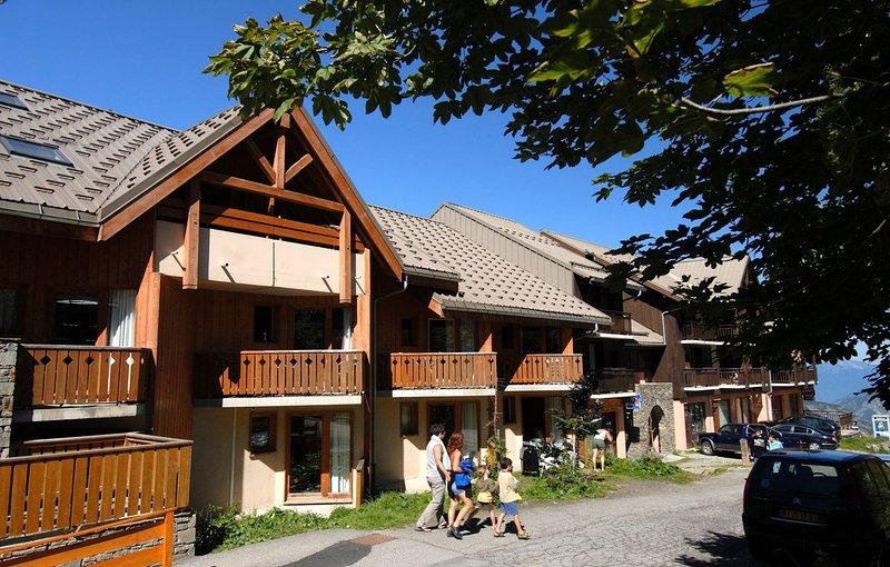 Promenez-vous dans Valmeinier pendant votre séjour!