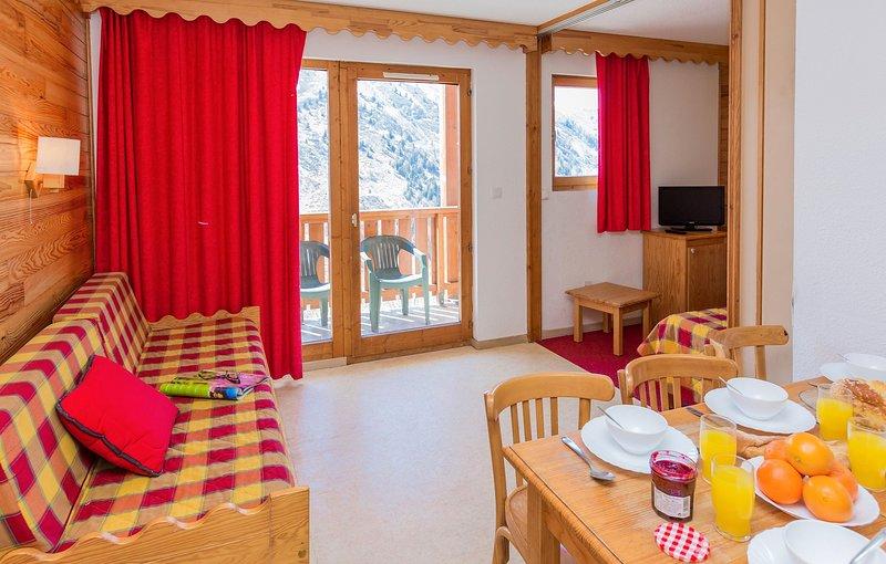 Bienvenue dans notre appartement confortable et fonctionnel qui peut être un duplex!